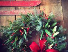 Holiday Wreath | Fox Hill Farm