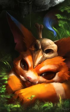Gnar by KORHIPER on DeviantArt
