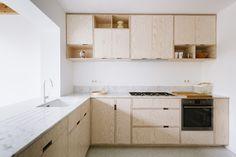Renovation BONT, Berchem - by MADE architects