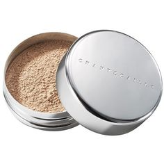 Chantecaille Loose Powder ($76) ❤ liked on Polyvore featuring beauty products, makeup, face makeup, face powder, metallic, chantecaille and loose face powder
