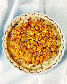 Recipe: Butternut Squash Rose Tart — Recipes from The Kitchn