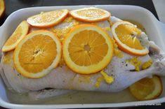 cum se face rata cu portocale la cuptor reteta pas cu pas Cordon Bleu, Orange, Cooking, Dan, Food, Fine Dining, Recipes, Cuisine, Kitchen