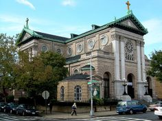 St. Finbar's Catholic Church, Brooklyn. Photo by gkjarvis, via Flickr