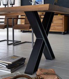 Esstisch Innovative mit X-Beinen online bestellen. Pickupmöbel.de