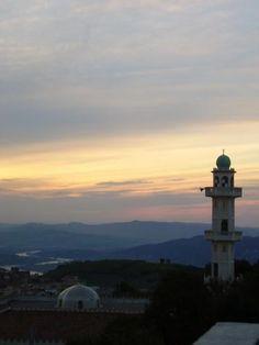 Tizi-Ouzou, Kabylie, Algérie
