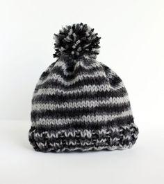 DIY: Simple Knit Hat