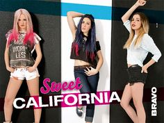 Póster: Sweet California (06)