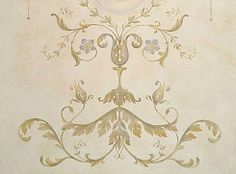 Versailles Grand Panel Stencil  See more Classical Stencils: http://www.cuttingedgestencils.com/classical-stencils-for-walls.html