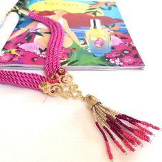 http://ift.tt/1WwoI6R  #pink #tassel #beadedtassel #beaded #beige #gradient #oriental #ornament #new #necklace #rope #cord #modern #fashion #womens #handmade #handcraft #etsy #etsymntt #etsyshop #pendant #fattoamano #fashionaddict #uae #qatar