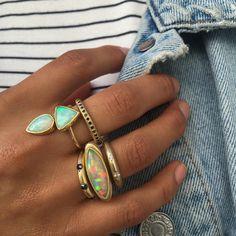 @elizabethstreetjewelry #elizabethstreet #ROSEARK