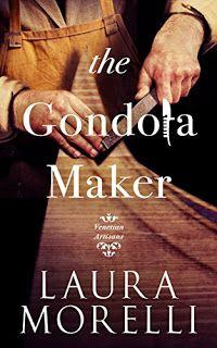 Literary Flits: The Gondola Maker by Laura Morelli