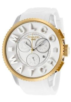 MW3-10302-012 Mulco Post Mwatch 3D Collection Chronograph Unisex Watch >>> Check out this great product.