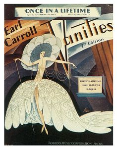 Once In A Lifetime from Earl Carroll's Vanities