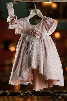 Baby Girl Fashion, Kids Fashion, Womens Fashion, Christening Themes, Girls Dresses, Flower Girl Dresses, Girls Wear, Baby Dress, Rompers