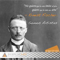 #DisplayArt crea #espacios de #exhibición funcionales y creativos. #SomosArtistas
