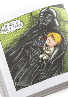Darth Vader and Son, Book ...... Price: $14.99 ... Where to Buy: ModCloth ... <3 the #giftdetectives