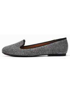 These smoking loafers—so hot this season—are a chic way to dress down any outfit. $25 @JCPenney