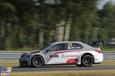 Jose Maria López, Citroën Racing, WTCC: Rusland 2014, WTCC