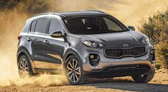 The 2017 Kia Sportage beefs up its sport-shoe styling—and its hardware—as it tackles the crossover-SUV niche head-on. Find out why the 2017 Kia Sportage is rated by The Car Connection experts. Kia Motors, Kia Sportage, Porsche, Audi S6, Best Suv, Cool Vans, Auto News, Car Wallpapers, Used Cars