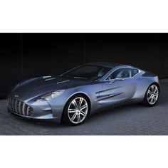 Aston Martin This seems like one of those cars where designers and engineers just got a blank check and were told to get to work. Aston Martin only made 77 of these, hence the name - one of Luxury Sports Cars, Sport Cars, Carros Aston Martin, Aston Martin Cars, Auto Jeep, My Dream Car, Dream Cars, Carros Vw, Porsche