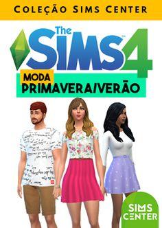 The Sims 4 Moda Primavera/Verão - Sims Center