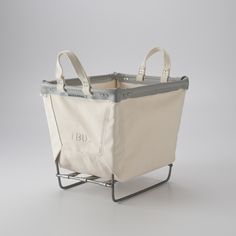 Canvas Storage Tote from schoolhouseelectric.com on Wanelo
