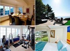 Seaways & Tycara - Polperro Luxury - Cornwall Self Catering - Luxury Self Catering - Cornwall Luxury Hotels, Cottages, Restaurants, Places to Stay