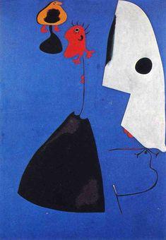 """Joan Miró - """"Three Women"""""""
