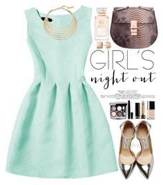 """""""Shein"""" by oshint ❤ liked on Polyvore featuring Jimmy Choo, Chanel, Gucci, Tory Burch and Robert Lee Morris"""