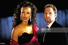 'Life-Size': Widower Ben Stuart's (Jere Burns) daughter accidentally brings her Eve doll (played by Tyra Banks) to life as the Perfect Woman while trying to cast a spell to resurrect her mother (2000).