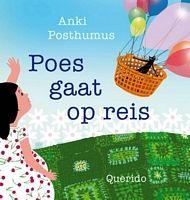 Poes gaat op reis, Anki Posthumus (uitg. Querido)