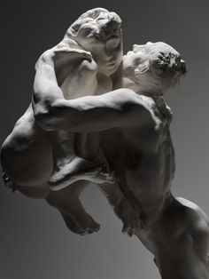 Auguste Rodin - The gates of hell - 1880.