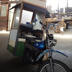 Office on wheels