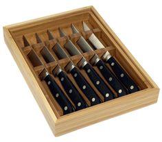 $60.08 HeiRol luxury steak knife set, 6 knives