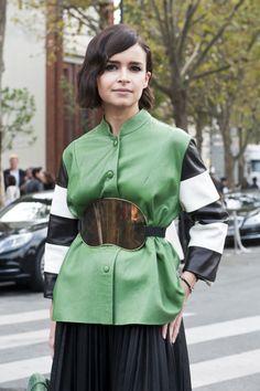 The Accessory Stars of Paris Fashion Week