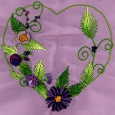 brazilian dimensional embroidery - Google Search