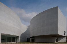 Mimesis Museum by Álvaro Siza,  Carlos Castanheira and Jun Sung Kim