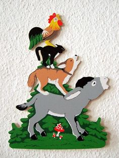 bloody crafts: The Bremen Town Musicians