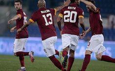 Streaming Roma - Palermo serie A La Roma dopo la vittoria nel derby 2-1 con la Lazio con le reti di Iturbe e Yanga Mbiwa chiude la stagione alle 20.45 affrontando allo stadio Olimpico il Palermo che viene dalla sconfitta interna 2-3 #streaming #seriea