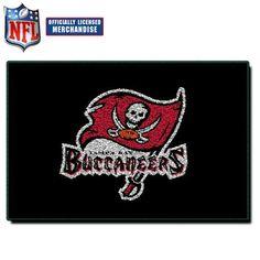 NFL Door Mat Tampa Bay Buccaneers