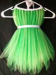 Toutes ces choses qui n'arrivent qu'à moi: DIY : Tuto - Costume fée Clochette pour environ 5€