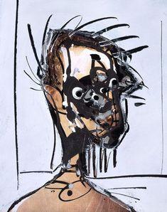Antonio Saura: retrato