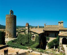 Pals, al Baix Empordà. Costa Brava (Catalonia)