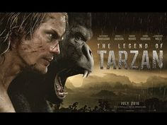 We want to get lost in the jungle with Alexander Skarsgard after seeing these Tarzan pics | Channel24