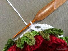 Caminho de mesa passo a passo - www.croche.com (11)