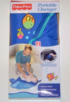Fisher Price Portable Changer Fisher-Price