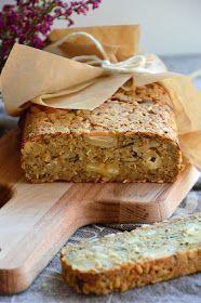 Na wielu blogach pojawia się przepis na chleb, który jest BEZ. Bez mąki, bez drożdży, bez cukru. Z samych ziaren. U mnie również nie mogł...