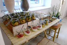 Sommernachtstraum im Weleda Shop-Atelier in Berlin