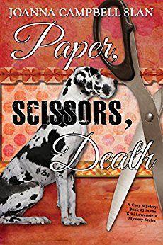 Free eBook: Paper Scissors Death