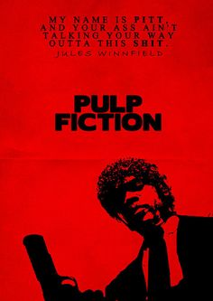 Pulp Fiction by MrToshiroSubmitted by yeezycudder